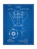 Vintage Coffee Pot Patent