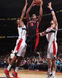 Feb 18  2014  Toronto Raptors vs Washington Wizards - DeMar DeRozan  Trevor Ariza