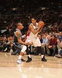 Mar 21  2014  Oklahoma City Thunder vs Toronto Raptors - Caron Butler  DeMar DeRozan