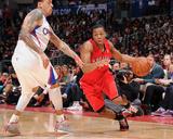 Feb 7  2014  Toronto Raptors vs Los Angeles Clippers - Kyle Lowry