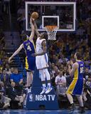 Mar 13  2014  Los Angeles Lakers vs Oklahoma City Thunder - Serge Ibaka
