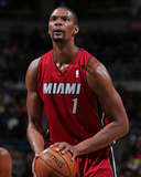 Mar 29  2014  Miami Heat vs Milwaukee Bucks - Chris Bosh