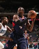 Mar 17  2014  Atlanta Hawks vs Charlotte Bobcats - Paul Millsap