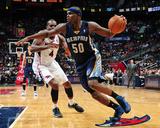 Feb 8  2014  Memphis Grizzlies vs Atlanta Hawks - Zach Randolph