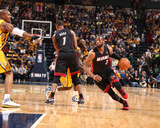 Mar 26  2014  Miami Heat vs Indiana Pacers - Dwayne Wade