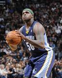 Apr 6  2014  Memphis Grizzlies vs San Antonio Spurs - Zach Randolph