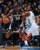 Mar 31  2014  Memphis Grizzlies vs Denver Nuggets - Zach Randolph
