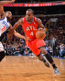 Jan 31  2014  Atlanta Hawks vs Philadelphia 76ers - Paul Millsap