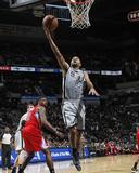 Jan 4  2014  Los Angeles Clippers vs San Antonio Spurs - Tony Parker