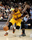 Apr 5  2014  Charlotte Bobcats vs Cleveland Cavaliers - Kyrie Irving  Michael Kidd-Gilchrist