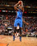 Apr 6  2014  Oklahoma City Thunder vs Phoenix Suns - Serge Ibaka