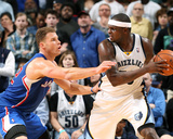 Feb 21  2014  Los Angeles Clippers vs Memphis Grizzlies - Zach Randolph