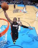Feb 20  2014  Miami Heat vs Oklahoma City Thunder - Dwayne Wade