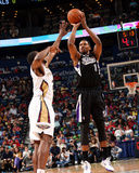 Mar 31  2014  Sacremento Kings vs New Orleans Pelicans - Rudy Gay