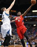 Mar 26  2014  Atlanta Hawks vs Minnesota Timberwolves - Paul Millsap