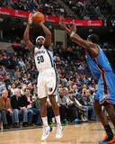 Jan 14  2014  Oklahoma City Thunder vs Memphis Grizzlies - Zach Randolph