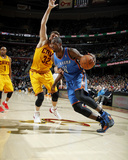 Mar 20  2014  Oklahoma City Thunder vs Cleveland Cavaliers - Serge Ibaka