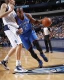 Mar 25  2014  Oklahoma City Thunder vs Dallas Mavericks - Serge Ibaka