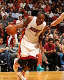 Apr  4 2014  Minnesota Timberwolves vs Miami Heat - Chris Bosh