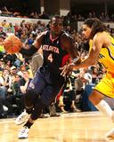 Apr 6  2014  Atlanta Hawks vs Indiana Pacers - Paul Millsap
