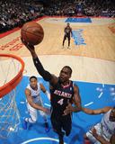 Mar 8  2014  Atlanta Hawks vs Los Angeles Clippers - Paul Millsap