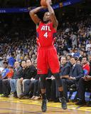 Mar 7  2014  Atlanta Hawks vs Golden State Warriors - Paul Millsap