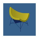 Mid Century Chair I