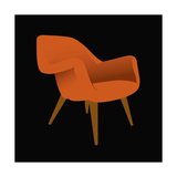 Mid Century Chair II
