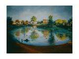 Barnes Pond  2006