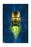 Iron Man 5 Cover: Iron Man