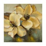 Magnolias after the Rain II Giclée premium par Lanie Loreth