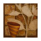 Little Striped Vase II