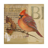Red Love Birds I
