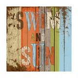 Swim and Sun