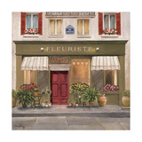 French Store II Giclée premium par Elizabeth Medley