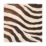 Contemporary Zebra IV