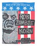 Rob Zombie & Korn