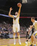 Mar 22  2014  San Antonio Spurs vs Golden State Warriors - Andrew Bogut