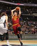 Mar 7  2014  Cleveland Cavaliers vs Charlotte Bobcats - Spencer Hawes