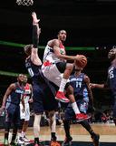 Apr 9  2014  Charlotte Bobcats vs Washington Wizards - Trevor Ariza