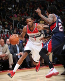 Mar 29  2014  Atlanta Hawks vs Washington Wizards - Trevor Ariza