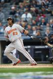 Apr 7  2014  Baltimore Orioles vs New York Yankees - Nelson Cruz