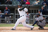 Apr 2  2014  Minnesota Twins vs Chicago White Sox - Jose Abreu