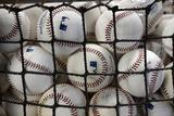 Apr 16  2014  Washington Nationals vs Miami Marlins - Batting Practice Baseballs