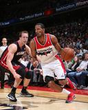 Apr 14  2014  Miami Heat vs Washington Wizards - Trevor Ariza