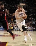 Mar 25  2014  Toronto Raptors vs Cleveland Cavaliers - Spencer Hawes