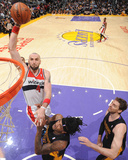Mar 21  2014  Washington Wizards vs Los Angeles Lakers - Marcin Gortat