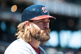 Mar 31  2014  Washington Nationals vs New York Mets - Jayson Werth