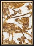 Panneau de revêtement mural fragmentaire