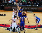 Jan 3  2014  Golden State Warriors vs Atlanta Hawks - Andrew Bogut
